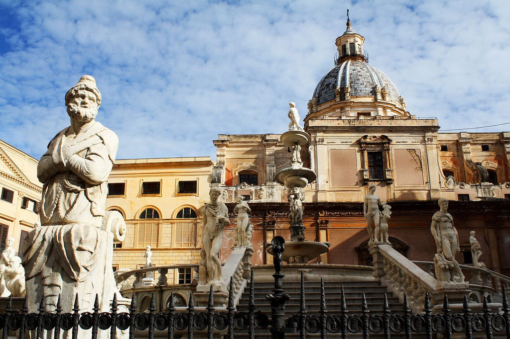 Manifesta 12 a Palermo