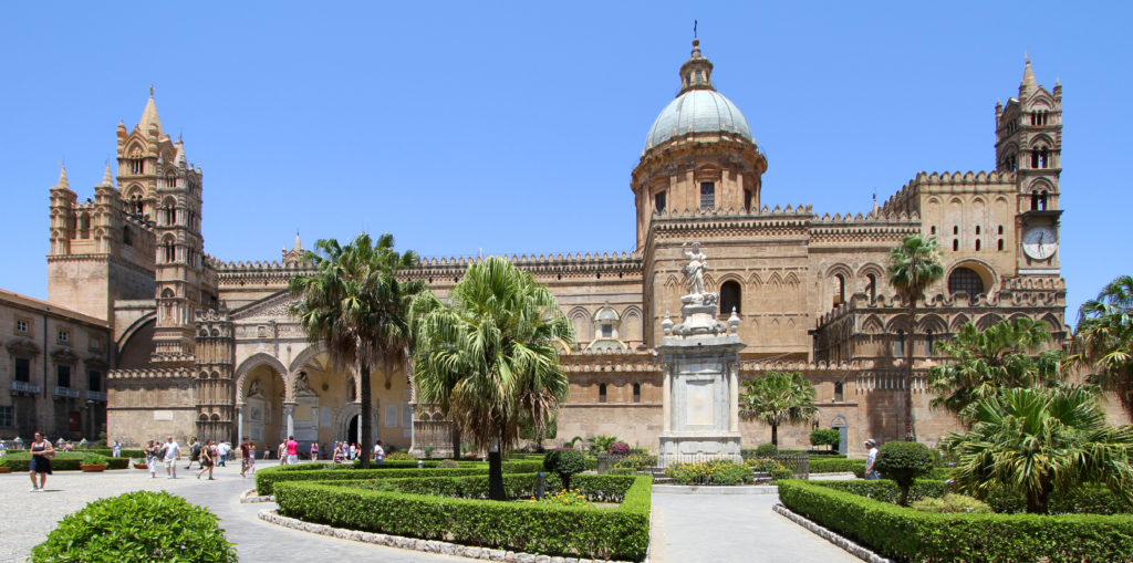 Palermo capital