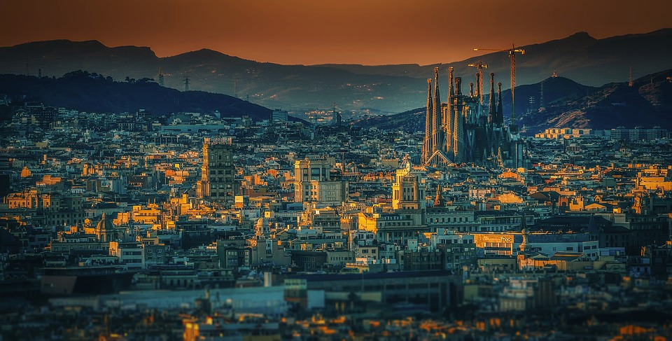 Have you never seen Barcelona