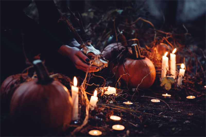 halloween fastivals in europe