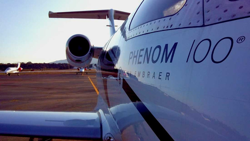 Private jet booking online